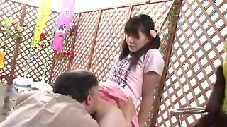 Father Fucks Sprog round Front be incumbent on her Mother Yui Kasugano