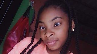 BBC Blowjob, Tiny 18 year old girl Abusing myself