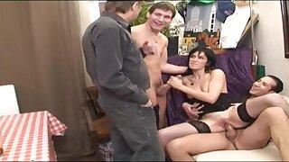 Libertine whore mind-blowing porn scene