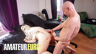 SEXTAPE GERMANY - Mariella Sun Takes Cock On First Porn Eternally